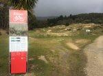 Main Trailhead Sign