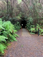 Entrance to Spray Tunnel