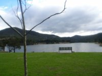 Risdon Brook Dam