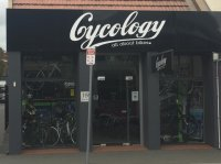 Cycology Shop Front