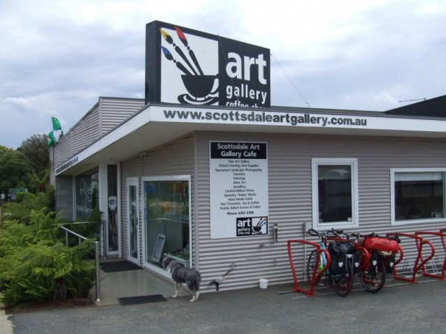 Scottsdale Art Gallery Cafe