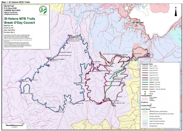 Funding for St Helens Trail Network announced