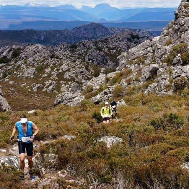 Triple Top Mountain Run (Trail Run and Walk)