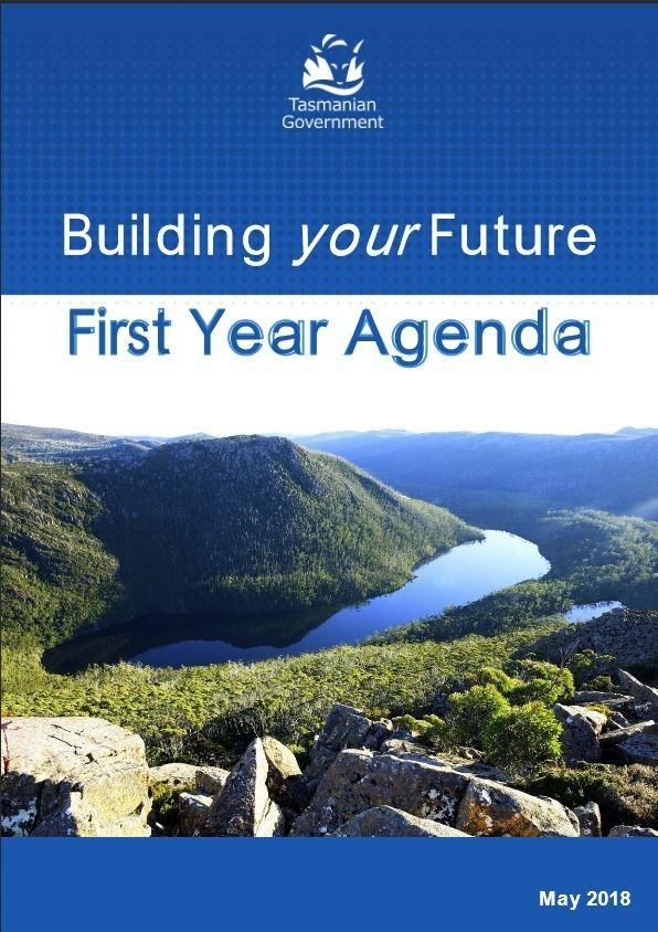 Tasmanian Government 2018-19 Mountain Biking and Cycling Priorities