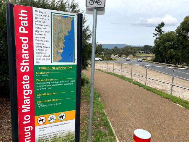 New Kingborough Bicycle Users Group