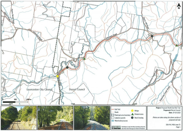 North East Railway - Planning Application