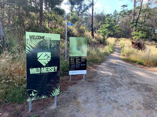 Wild Mersey Warrawee Trails opening