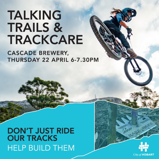 Talking Trails and Trackcare (Hobart)